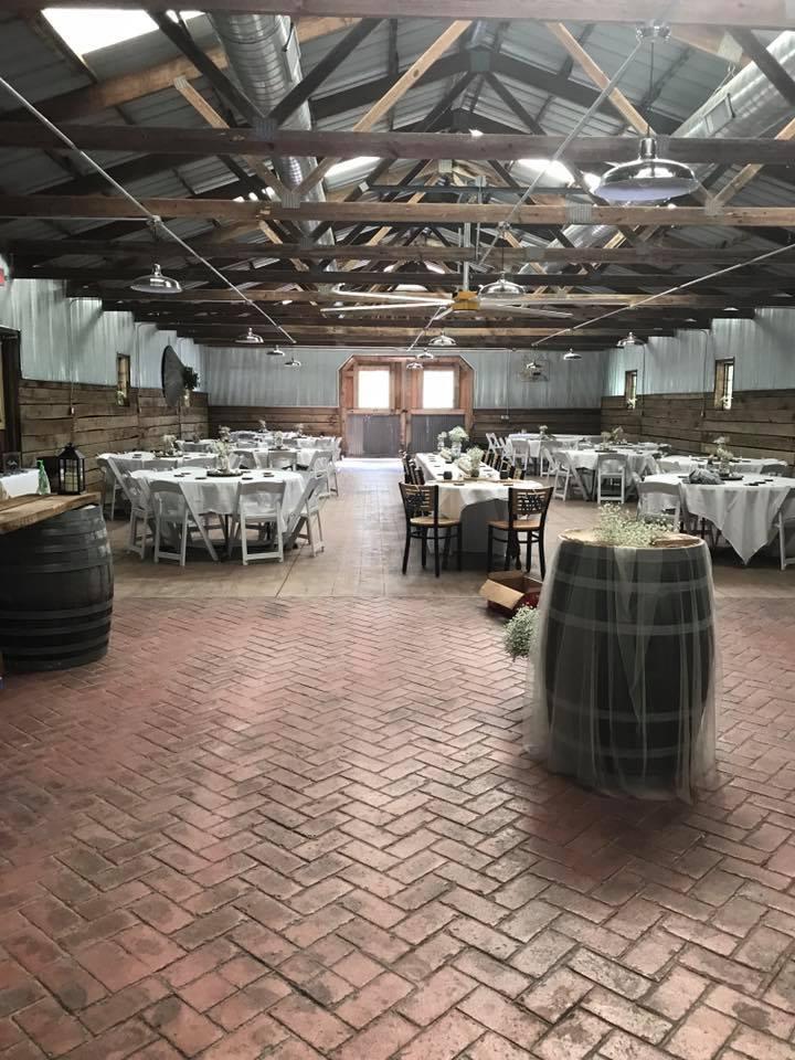 Andre's Brookdale Farms wedding venue