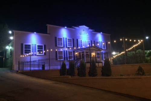 Andre's Banquet & Catering West Exterior lighting