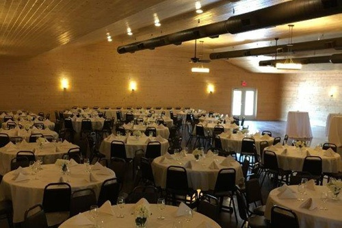 Andre's Banquet & Catering Cave Vineyard in Ste. Genevieve Reception Hall