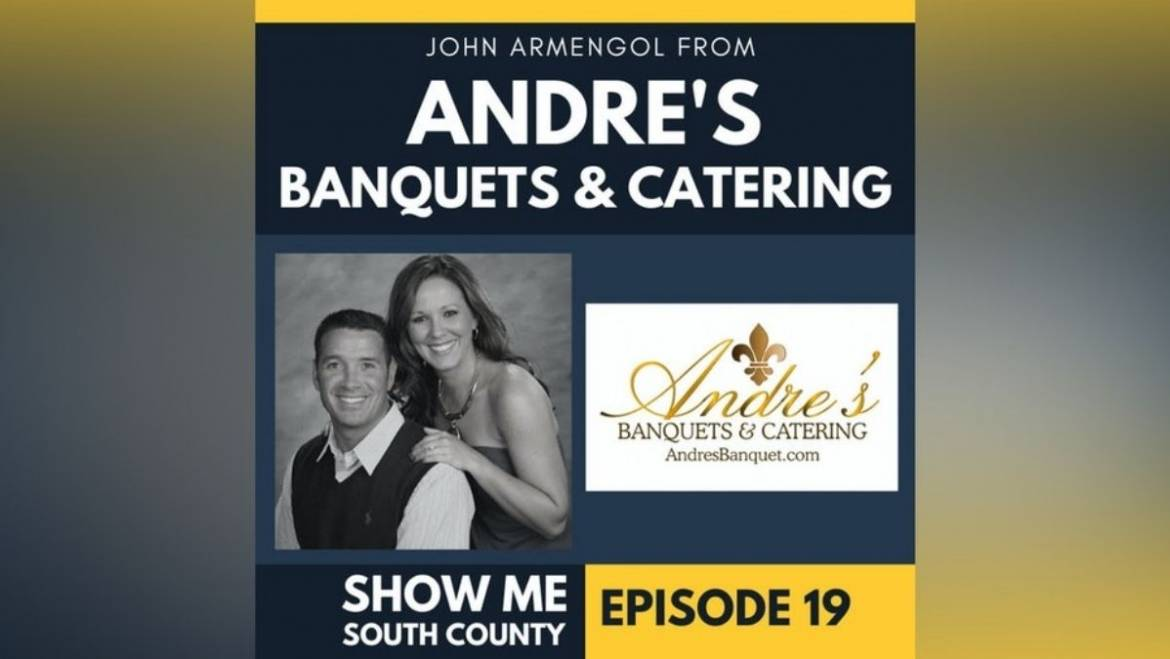 South County Podcast Features Andre's Owner John Armengol
