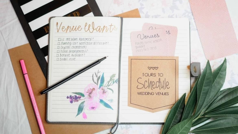 The Essential Wedding Planning Checklist