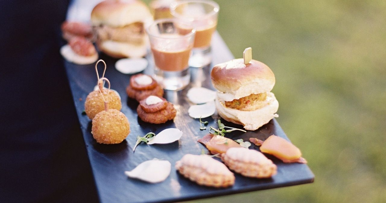 What to Expect from a Wedding Food Tasting with Your Caterer